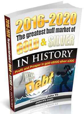 NEW! How to Make Big Money From New Gold Silver Bull Cycle in 2016- 2020 PDF