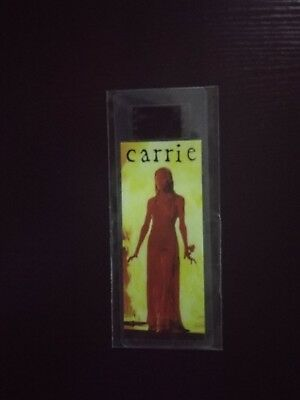 CARRIE authentic film cell very rare
