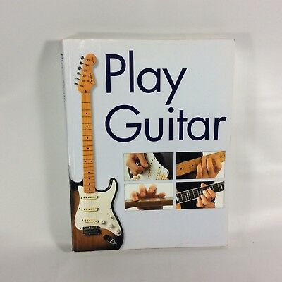 Play Guitar Instructional Book Practice Sessions Chord Charts 2004  Prospero