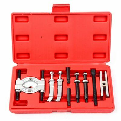 9pc Mini Bearing Puller Separator Set 30-50mm Pull Out Jaw Gear Pulley Removal
