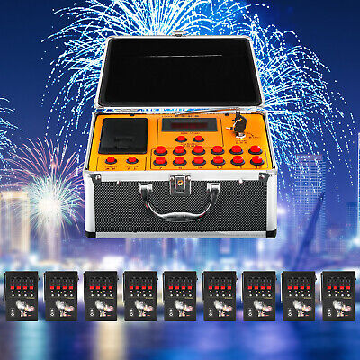 36 Cues Fireworks Firing Remote Control System Stage Digital Wireless Wedding