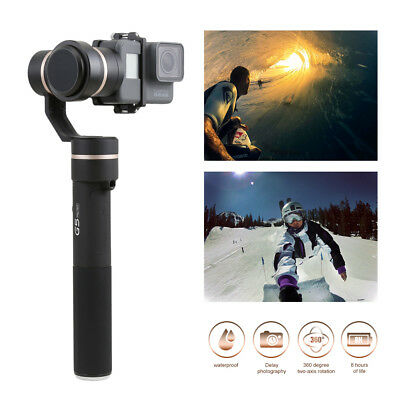 Feiyu G5 3-Axis Splash-Proof Handheld Gimbal für GoPro HERO 5/4/3