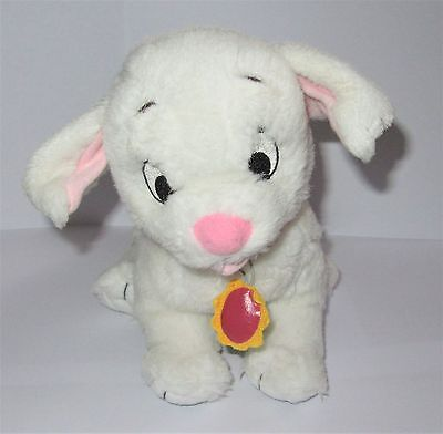 """Official Disney 102 Dalmatians Oddball Puppy Non-Spotted Dog Plush 10"""" Soft Toy"""