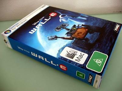 Apple Mac Game DVD Disney Wall-E Robot Adventure by THQ
