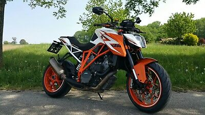 KTM 1290 Superduke-R S.E. Spezial Edition Unfallschaden 990 LC8 RC8-R Adventure