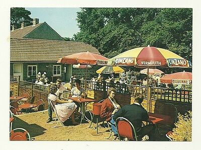 Herm - a larger format, photographic postcard of the Mermaid Tavern