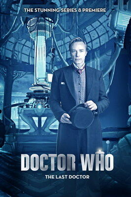 "069 Doctor Who - BBC Space Travel Season 8 Hot TV Show 14""x21"" Poster"