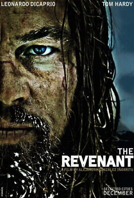 "113 Leonardo DiCaprio - The Revenant Handsome Actor Movie Star 14""x20"" Poster"