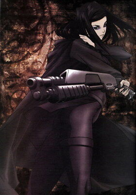 """044 Ergo Proxy - Science Fiction Fight Action Japan Anime 14""""x20"""" Poster"""