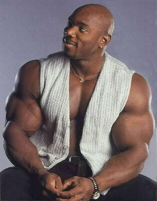 """192 GYM - Flex Wheeler Body Building Muscle Exercise Work Out 24""""x30"""" Poster"""