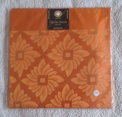 African Nigerian Gele Head Wraps Head Tie Material Swiss Made - New Unopened