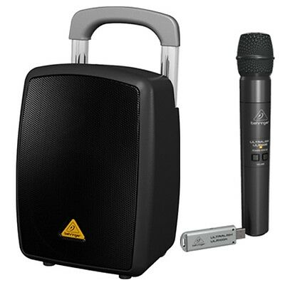 BEHRINGER EUROPORT MPA40BTPRO COMPACT PA with WIRELESS MICROPHONE