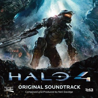 Neil Davidge - Halo 4 Sountrack NEW CD