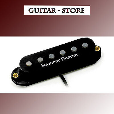 SEYMOUR DUNCAN - Classic Stack Plus STK-S4 / Black / DEMO / Neck & Middle
