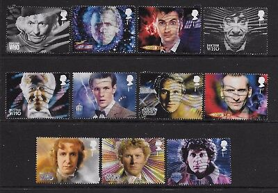 1) GB Stamps 2013  Dr Who. Good used.