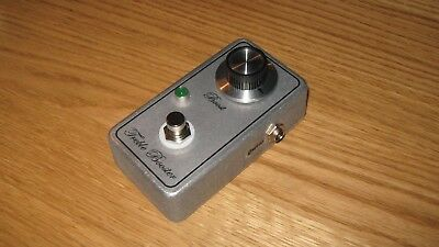 Treble Booster Brian May Specification Red Special Guitar Effect Pedal Preamp...