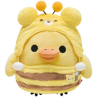 New! Kiiroitori Bee Honey Forest Plush Doll Stuffed M Rilakkuma San-X Japan F/S