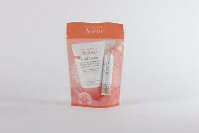 avene COLD CREAM duo crema mani 50 ml + stick labbra 4 g