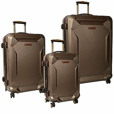 Randa luggage 7195P03 Timberland Fort Stark 3 Piece Hardside Luggage Set