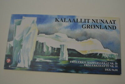 Greenland Ship Booklet 2002