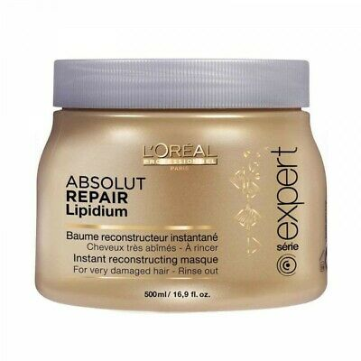 Loreal Absolut Repair Lipidium Mask 500 ml