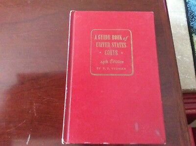 A Guide Book of United States Coins 14th Edition by R.S. Yeoman Red Book Used