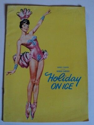 HOLIDAY ON ICE.Programme 1964