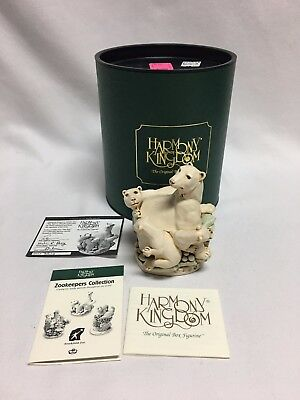 Harmony Kingdom Play Ball TJLEPO Mint w/ Box Limited Edition 3210/7200