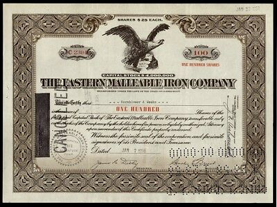 Eastern Malleable Iron Company