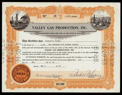 Valley Gas Production, Inc.
