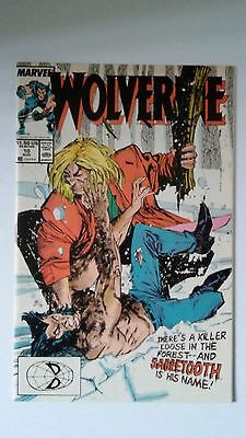 Wolverine #10 (Aug 1989, Marvel)