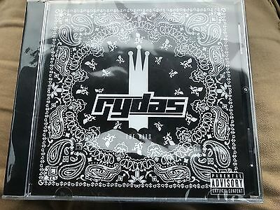 psychopathic rydas greatest hits cd sealed Icp Twiztid juggalo rare