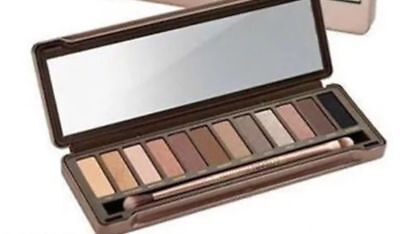 New In Box 12 Color New Naked 3 Eye Shadow Palettes