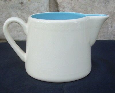 Stetson Marcrest Swiss Chalet Alpine Cream Pitcher Creamer Vintage