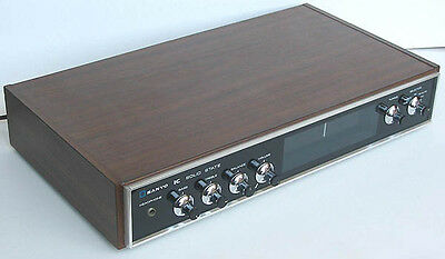 vintage SANYO DC-R12P   AM / FM Stereo Receiver JAPAN  Perfect  Rare and Nice