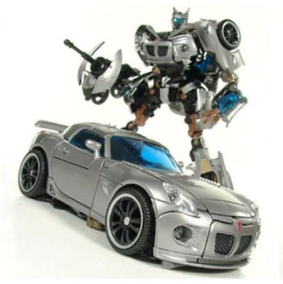 New Transformers Human Alliance Autobot JAZZ and Captain lenox US Version
