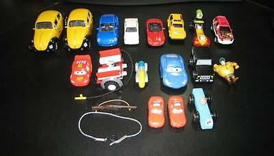 8 Different cars Brooken for parts + many other things as bonus