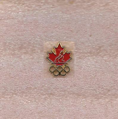 Noc Of Canada Olympic Official Pin
