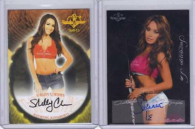 Suzanne Le 2005 National Benchwarmer Autograph #60