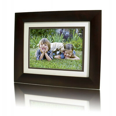 HP PHOTO FRAME DF800 8IN 4:3 GROW WIN DF800B2-10 New Other
