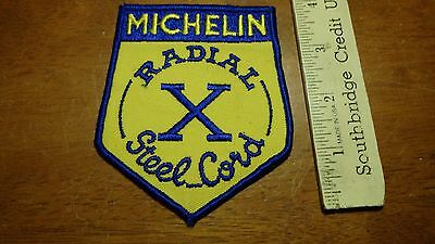 Vintage Michelin Radial Tires Steel Cord    Bx V 13
