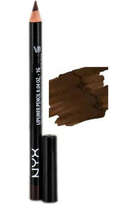 NYX Lip Liner Pencil - Full Size - Color: Expresso