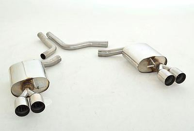 Nil Duplex Performance Exhaust Audi A5 B8 Coupe 2WD & QUATTRO FROM 03/2007