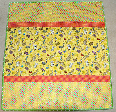 Yellow Baby Bling - Quilt Blanket