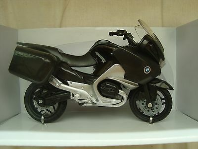 Moto In Miniatura Bmw R 1200 Rt Nero 1/18