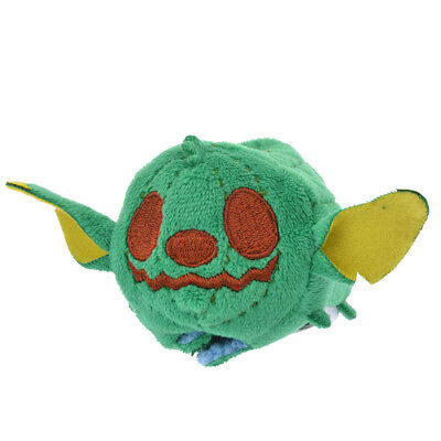 2017 Disney Japan Halloween TSUM TSUM, Reversible of stuffed toys, Stitch.