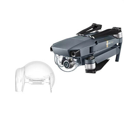 UK HD Gimbal Camera Protector Transparent Cap Cover  Lens Hood For DJI MAVIC PRO
