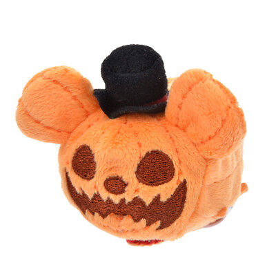 2017 Disney Japan Halloween TSUM TSUM, Reversible of stuffed toys, Mickey Mouse.