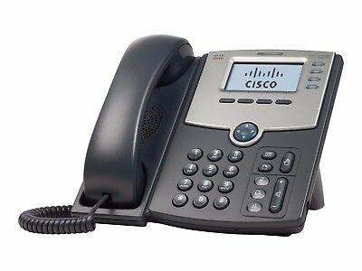 Cisco SPA504G 4-Line IP Phone with 2-Port Switch, PoE and LCD Display (SPA504G)