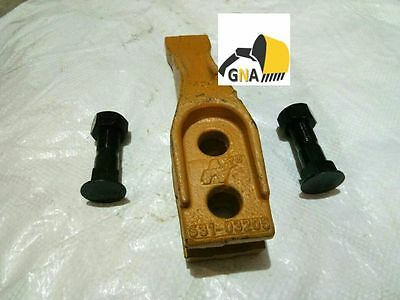 Jcb Backhoe - 1 Pc. Forged Tooth Point With Nut/bolt. (Part No. 531/03205)